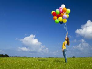 Glück und Gesundheit